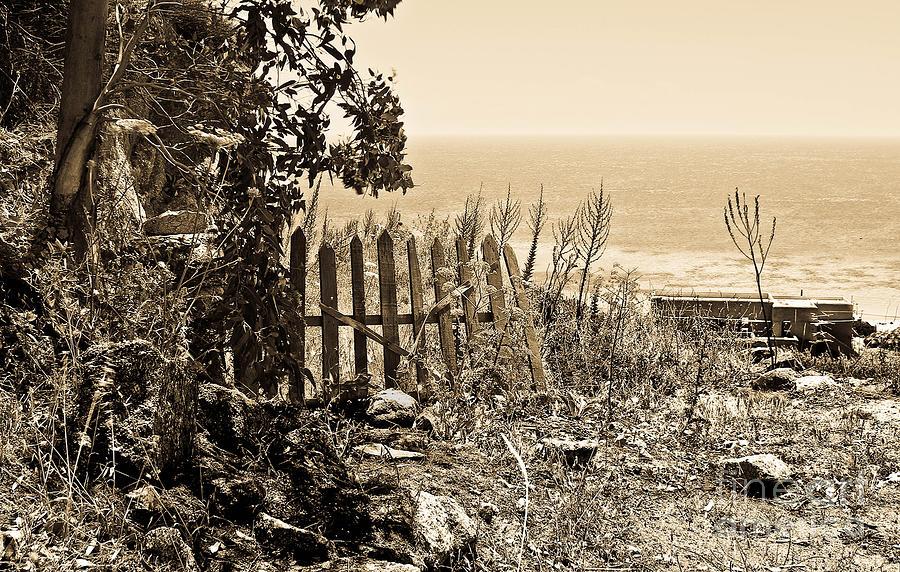 Mediterranean Sea Photograph - Gateway To The Mediterranean by Madeline Ellis