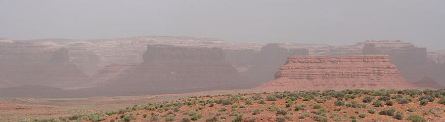 West Photograph - Gateway To Valley Of The Gods by Gregory Jeffries