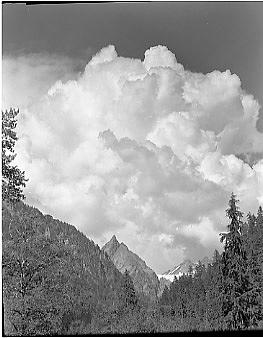 Wa. Photograph - Gathering Storm by Paul Schaufler