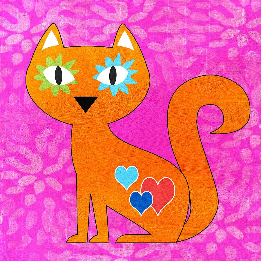 Gato Painting