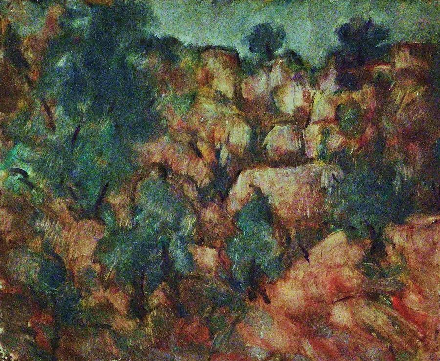 Landscape Painting - Gavarnie 2 by Jean pierre  Harixcalde