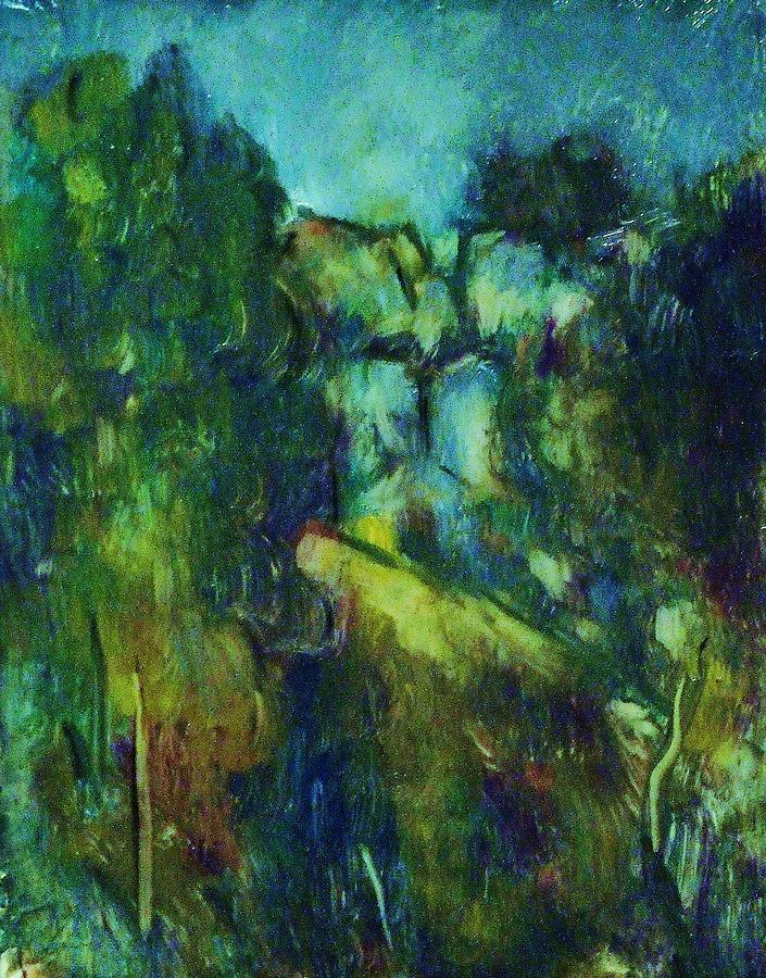 Landscape Painting - Gavarnie by Jean pierre  Harixcalde