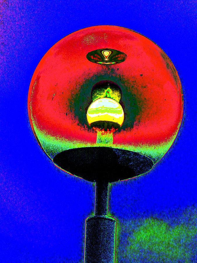 Gaze Into The Orb by Richard Henne