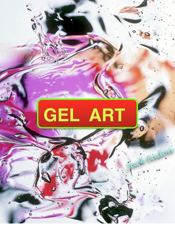 Gallery Photograph - Gel Art #1 by Jack Eadon