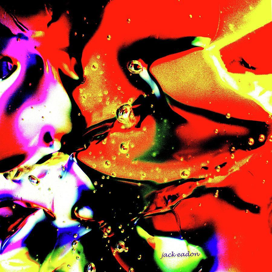 Gel Art #25 by Jack Eadon