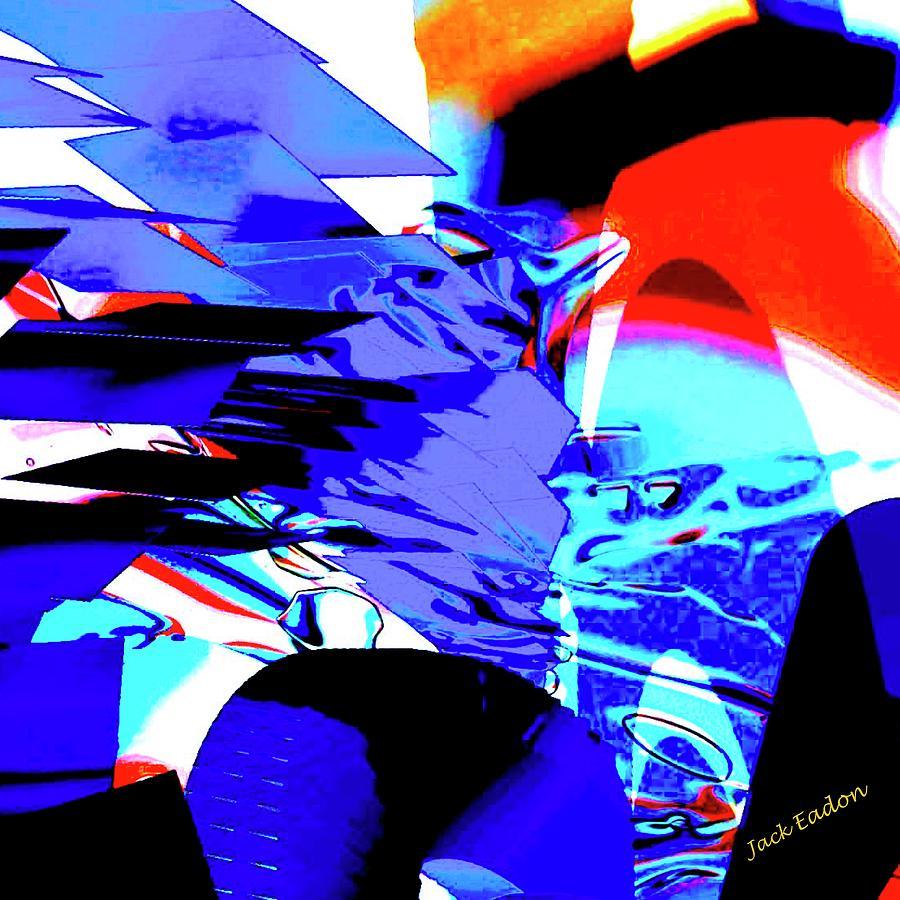 Blue Narcissus by Jack Eadon