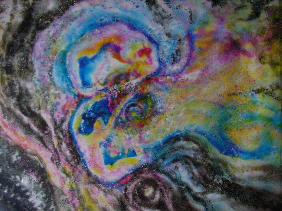 Celestial Painting - Gemini by Chua Jeen Tee