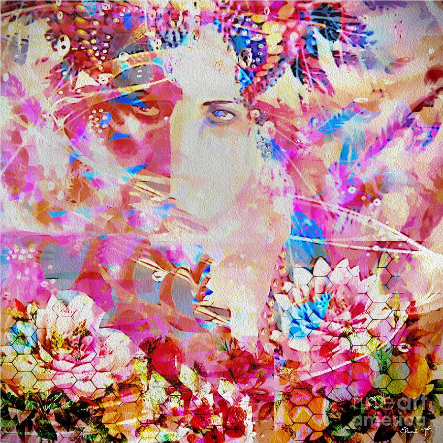 Abstract Photograph - Gemini Woman by Eleni Mac Synodinos