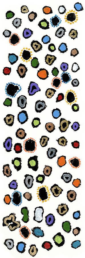 Gems Painting - Gems by Bjorn Sjogren
