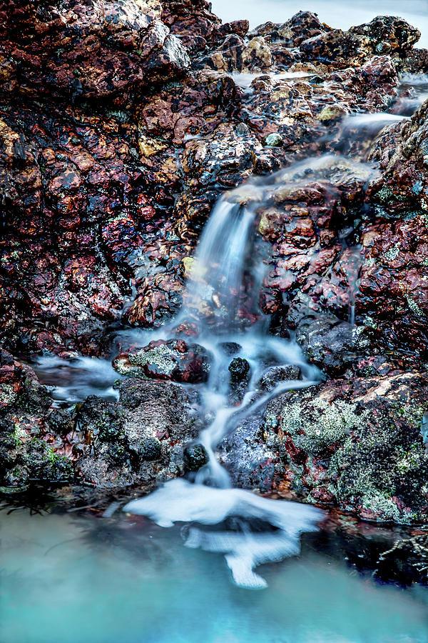 Gemstone Falls Photograph