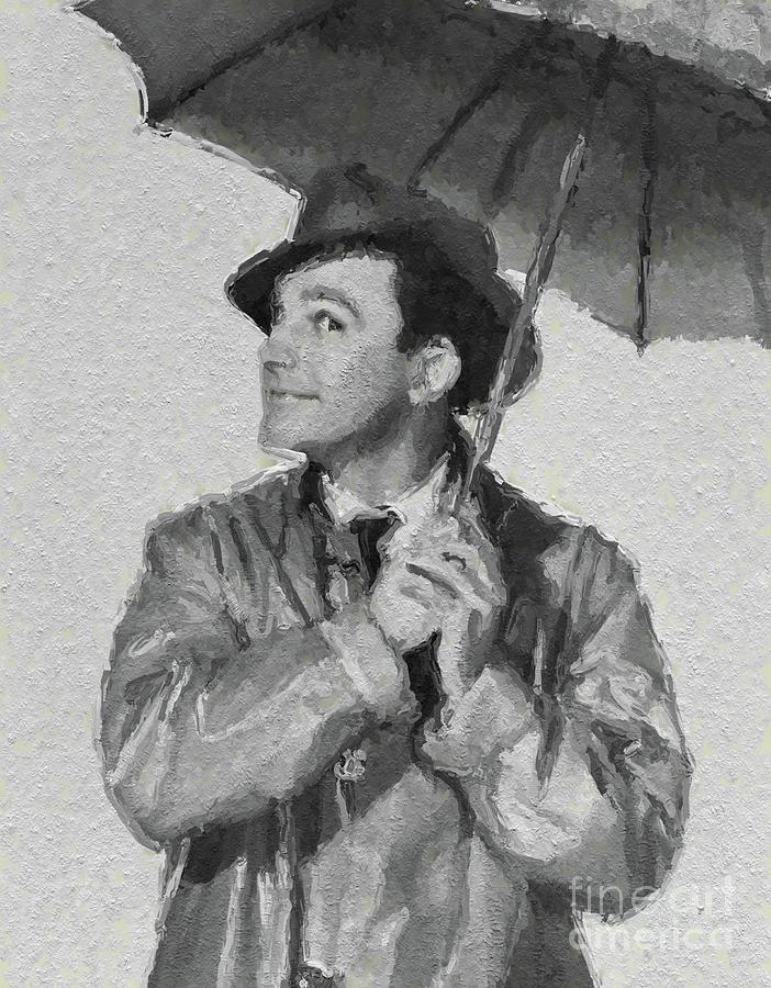 Gene Kelly, Legend Digital Art