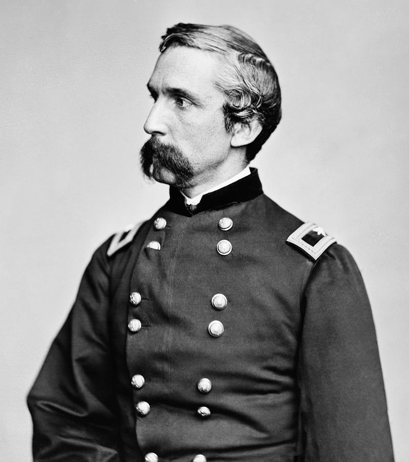General Joshua Chamberlain Photograph
