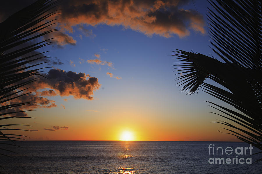 Beach Photograph - Generic Sunset by Brandon Tabiolo - Printscapes
