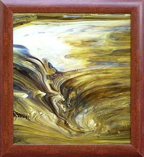 Genesis Glass Art by Greg Gierlowski