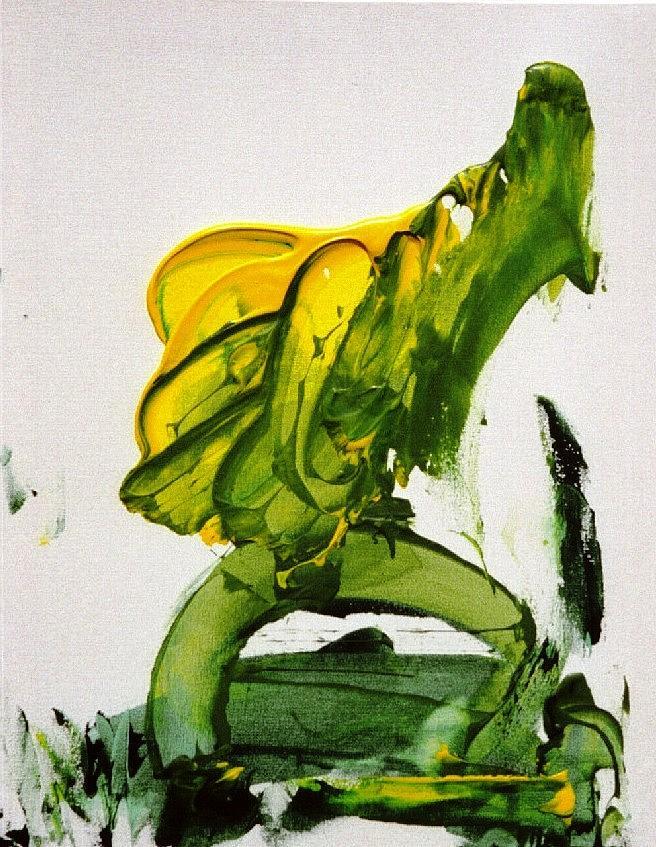 Genetic Engineering Painting by Bruce Combs - REACH BEYOND
