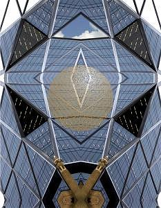 Geodesic Photograph - geodesic Intellectus by Sam Smith