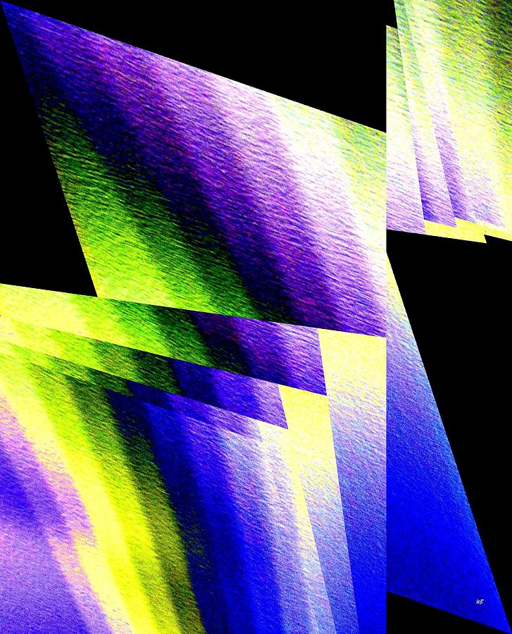 Geometric Abstract 6 by Will Borden