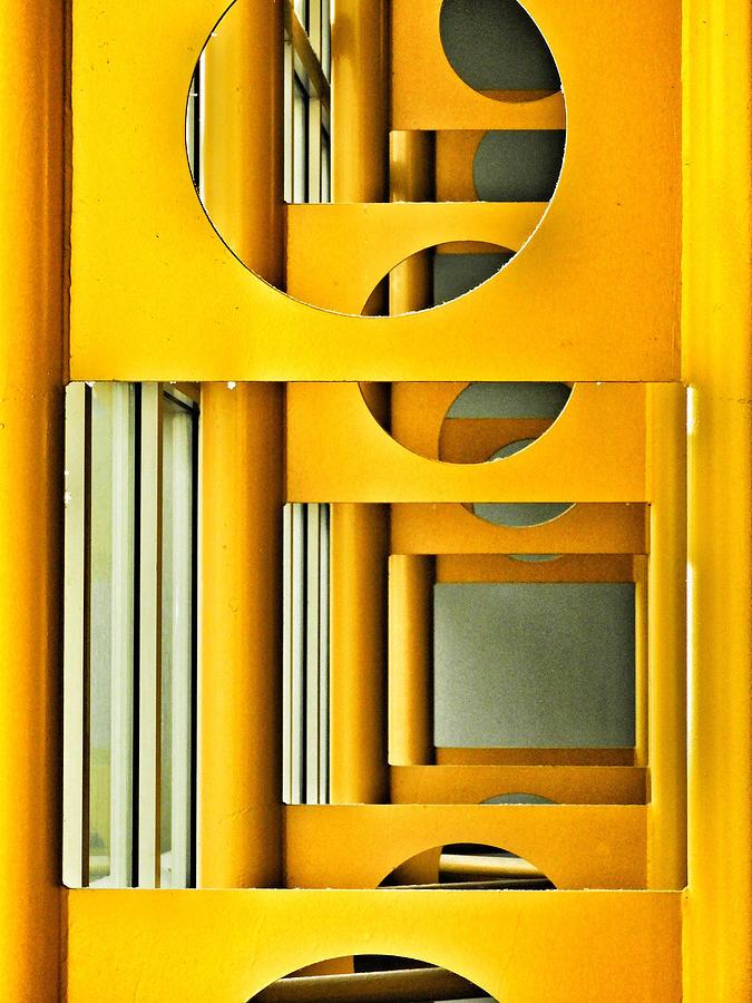 Atlantic Ocean Photograph - Geometric Parity II by Kathi Isserman