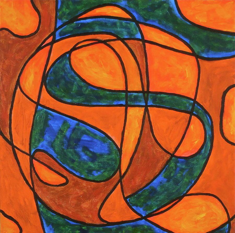 Geometry 101 No. 1 by J Loren Reedy