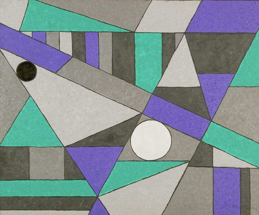 Geometry 101 No.4 by J Loren Reedy