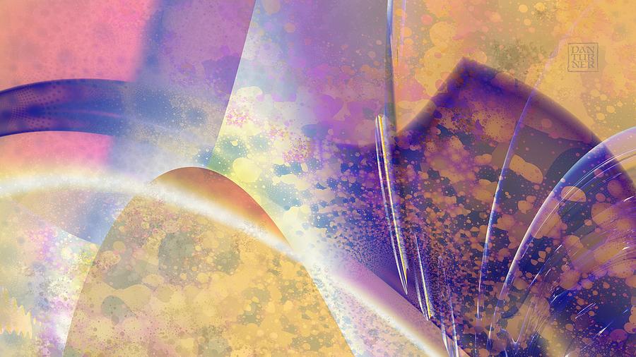 Geomorphic Digital Art - Geomorphic by Dan Turner