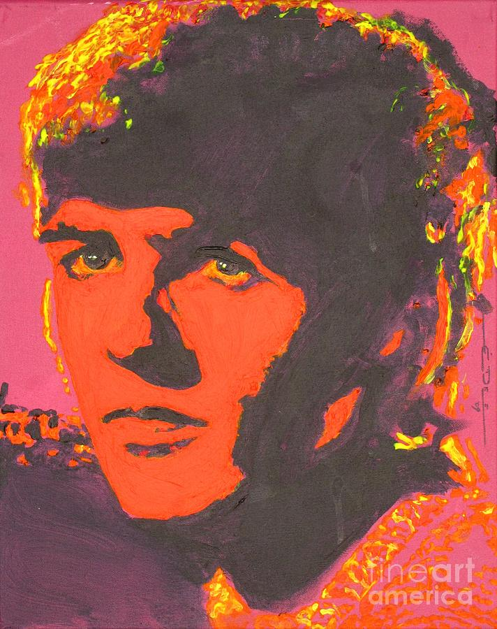 George Harrison Painting - George Harrison by Eric Dee