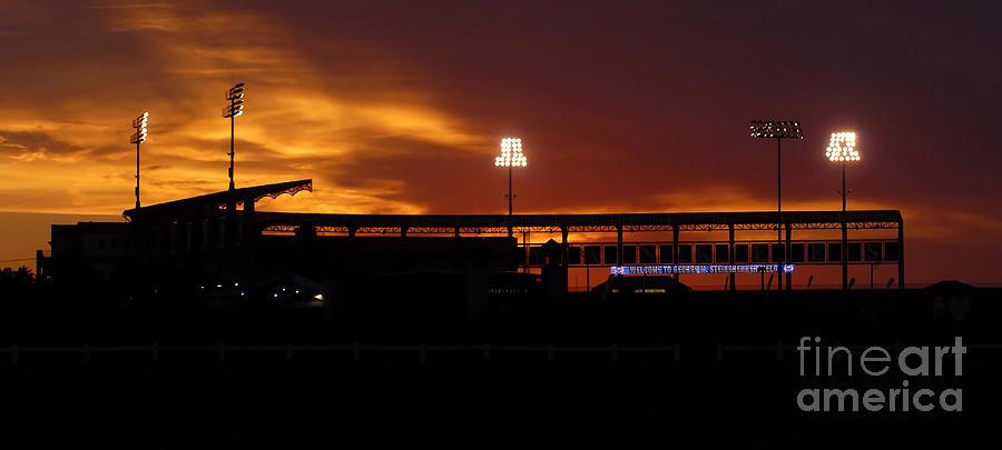 New York Yankees Photograph - George M Steinbrenner Field by David Lee Thompson