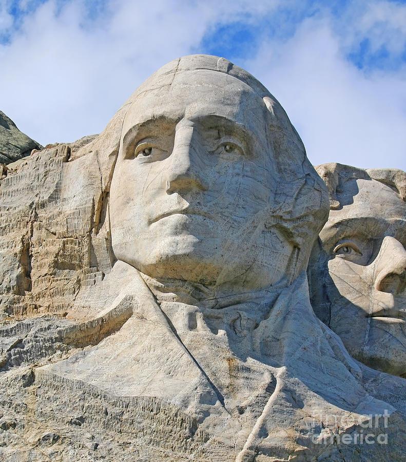 George Washington  8846 Photograph