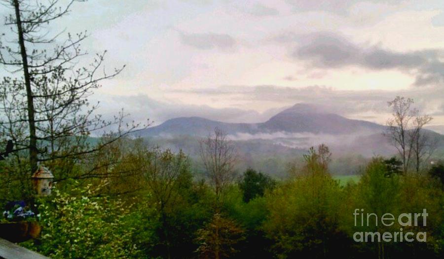 Georgia Mountains by Brianna Kelly