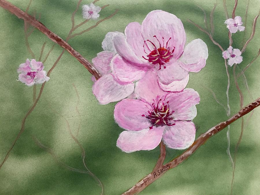Georgia Peach Blossoms