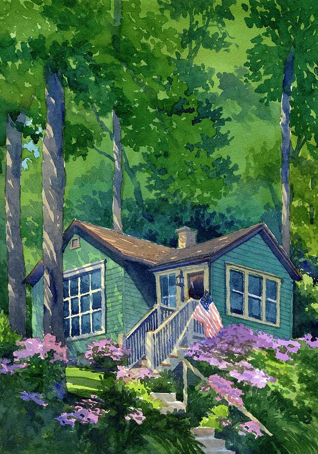 Georgia Townsend House by James Faecke