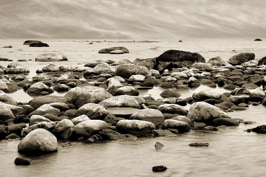 Georgian Bay Photograph - Georgian Bay by Linda McRae