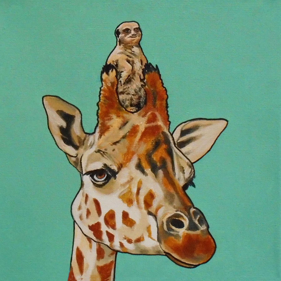 Gerald the Giraffe by Sharon Cromwell