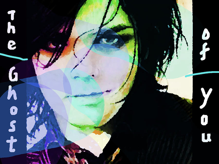 Emo Mixed Media - Gerard Way My Chemical Romance  by Enki Art
