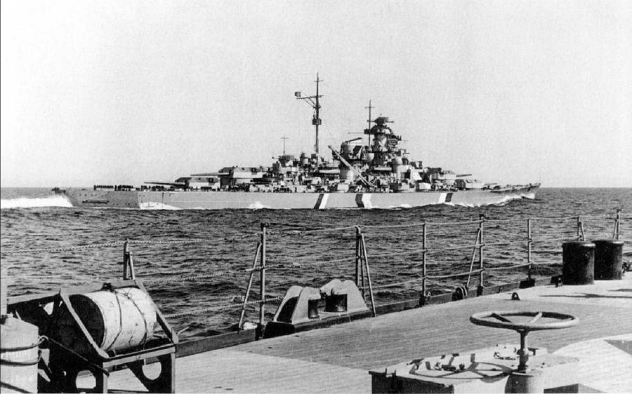 bismarck ship