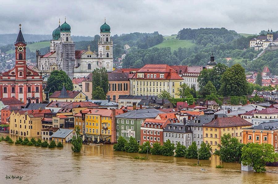 Wettervorhersage Passau