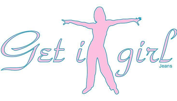 Get It Girl Jeans Digital Art by Derrickio Richards