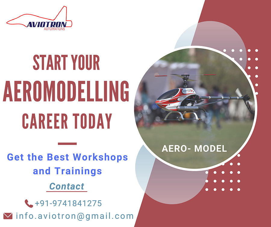 Get The Best Aeromodelling And 3d Printing Services