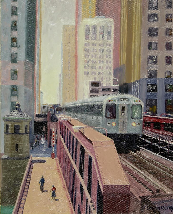 Getting Around Chi Town by J Loren Reedy