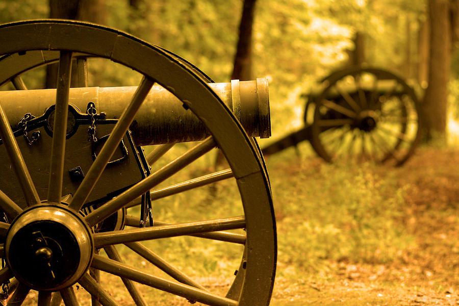 Gettysburg Photograph - Gettysburg by Don Wolf