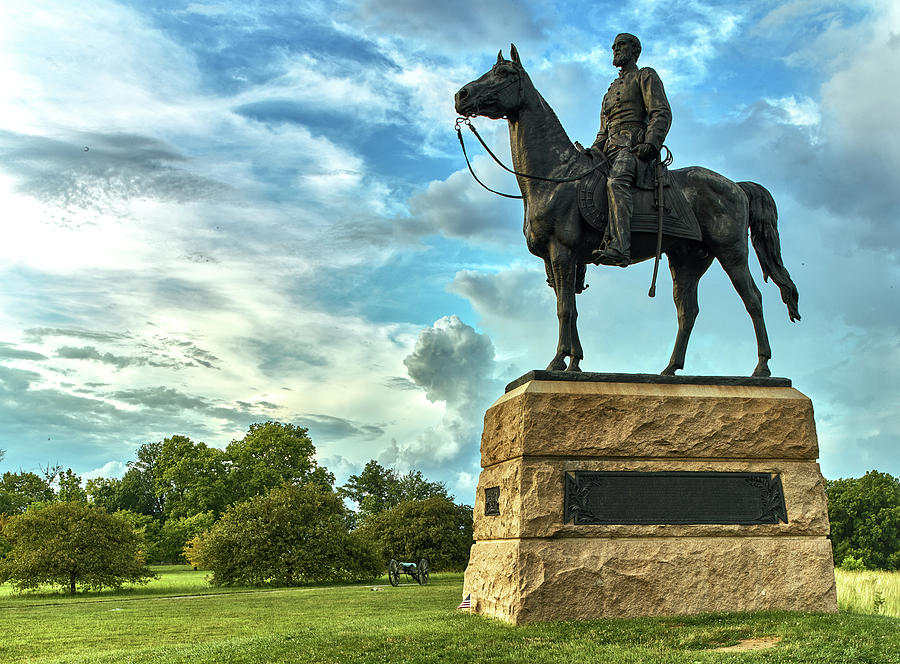 Gettysburg Major General George Gordon Meade by Teresa Mann