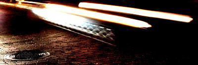 Car Headlights Photograph - Ghost by Eduardo Hugo