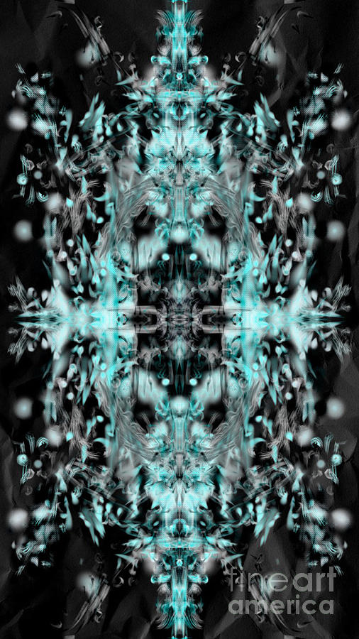 Ghost Flake Inverted by Reed Novotny