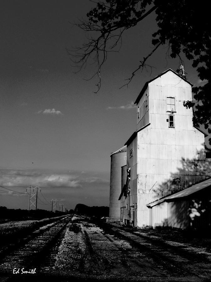 Original Photograph Photograph - Ghost Town by Ed Smith