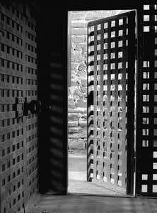Texas Photograph - Ghost Town Jail by Joe Miller