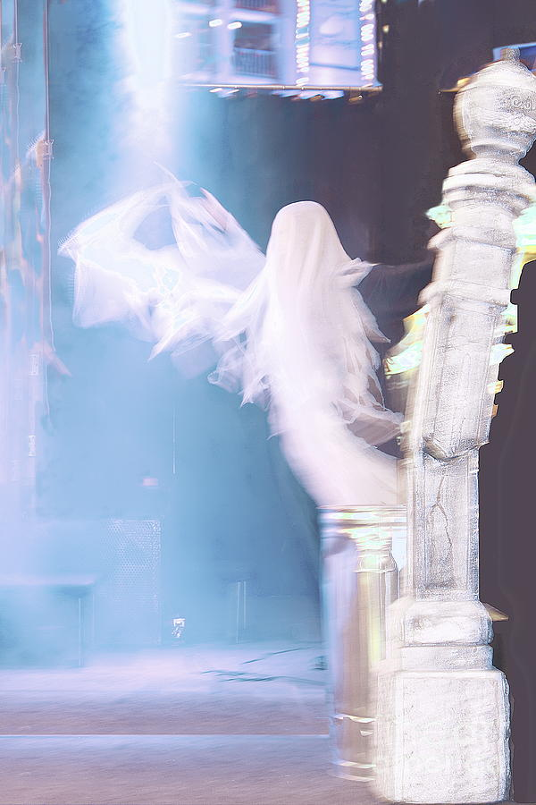 Fall Photograph - Ghost by Viktor Savchenko