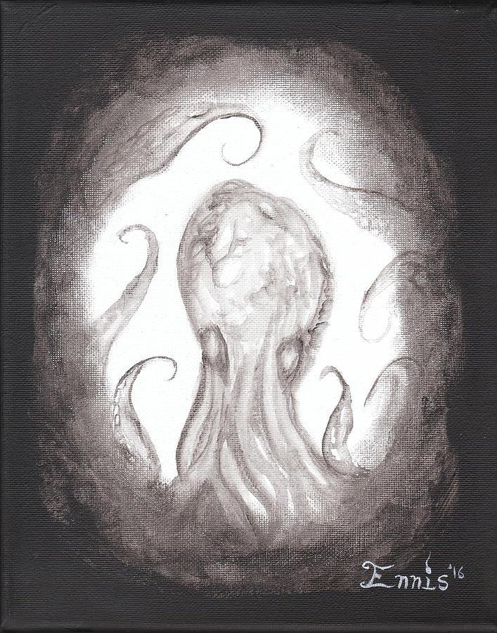 Ghostopus by Christophe Ennis