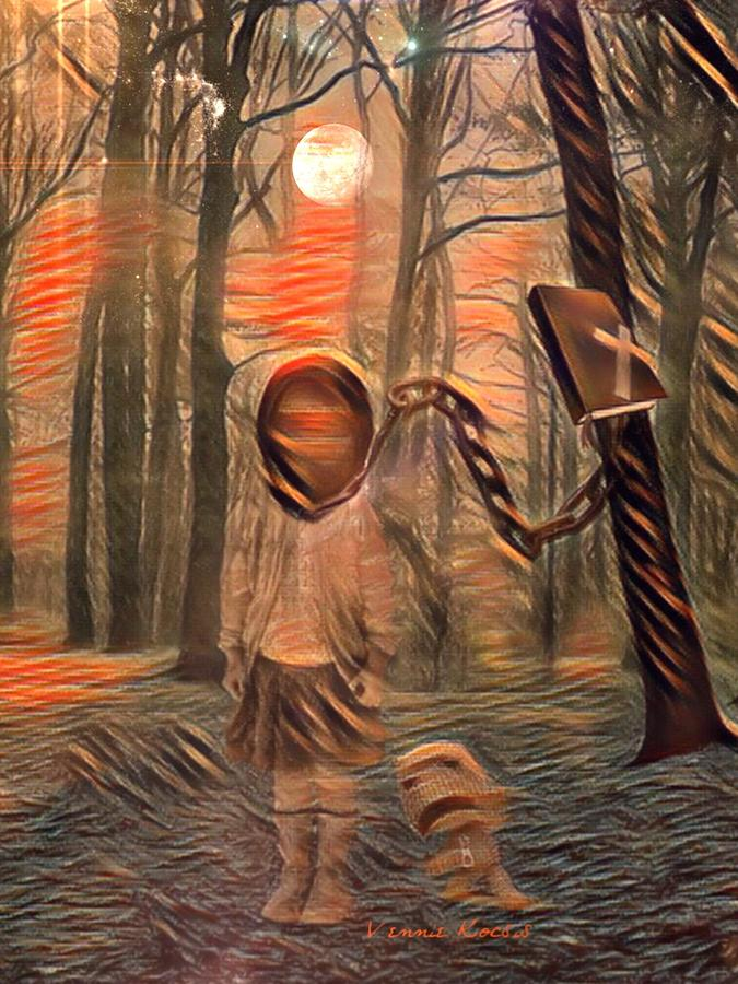 Ghosts of My Childhood by Vennie Kocsis