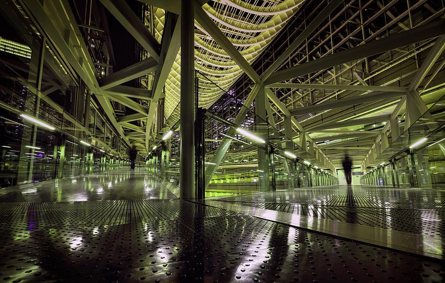 Ghosts of Tokyo by Ponte Ryuurui