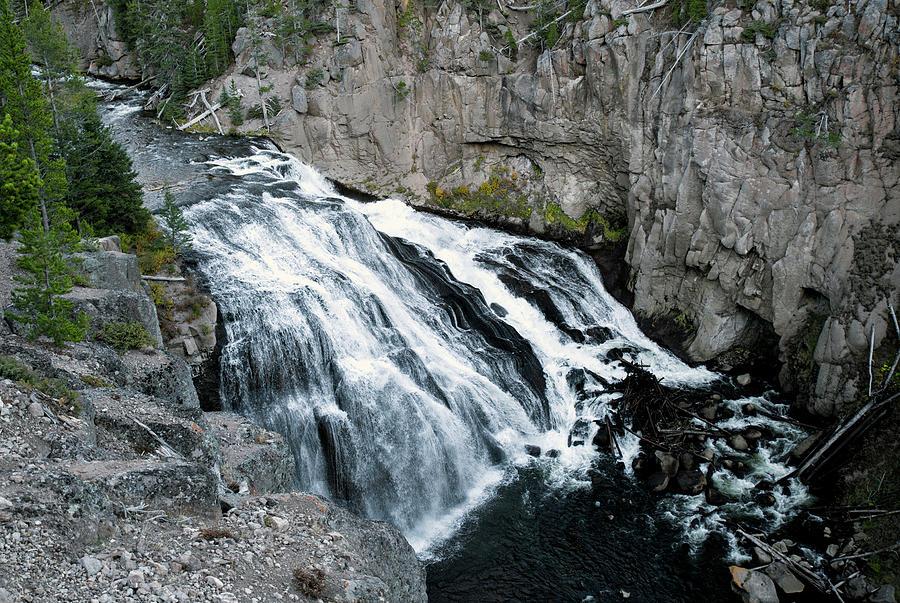 Gibbon Falls by Alex Galkin